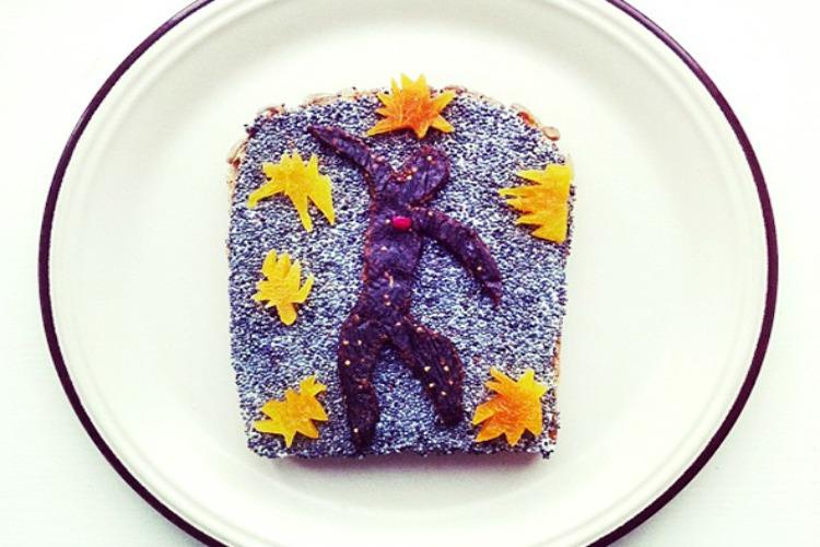 Matisse sul Toast