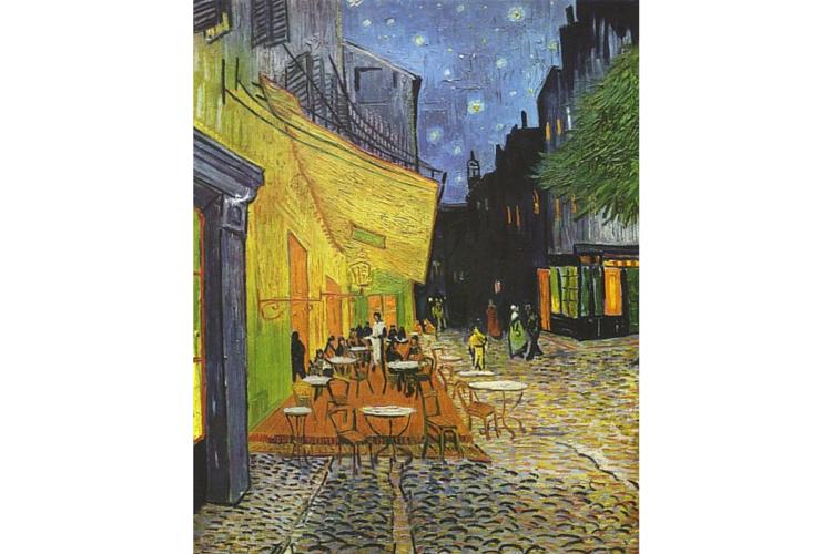 La terrazza del caffè Van Gogh