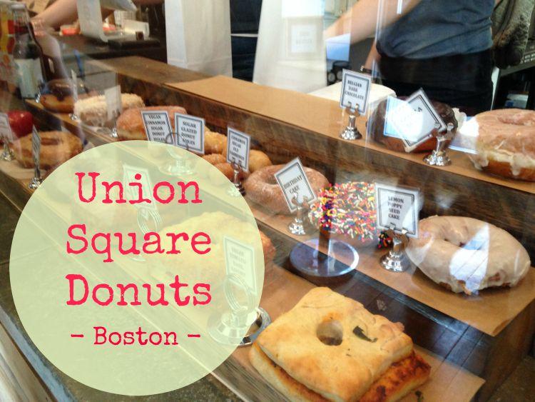 dove comprare i donuts a boston